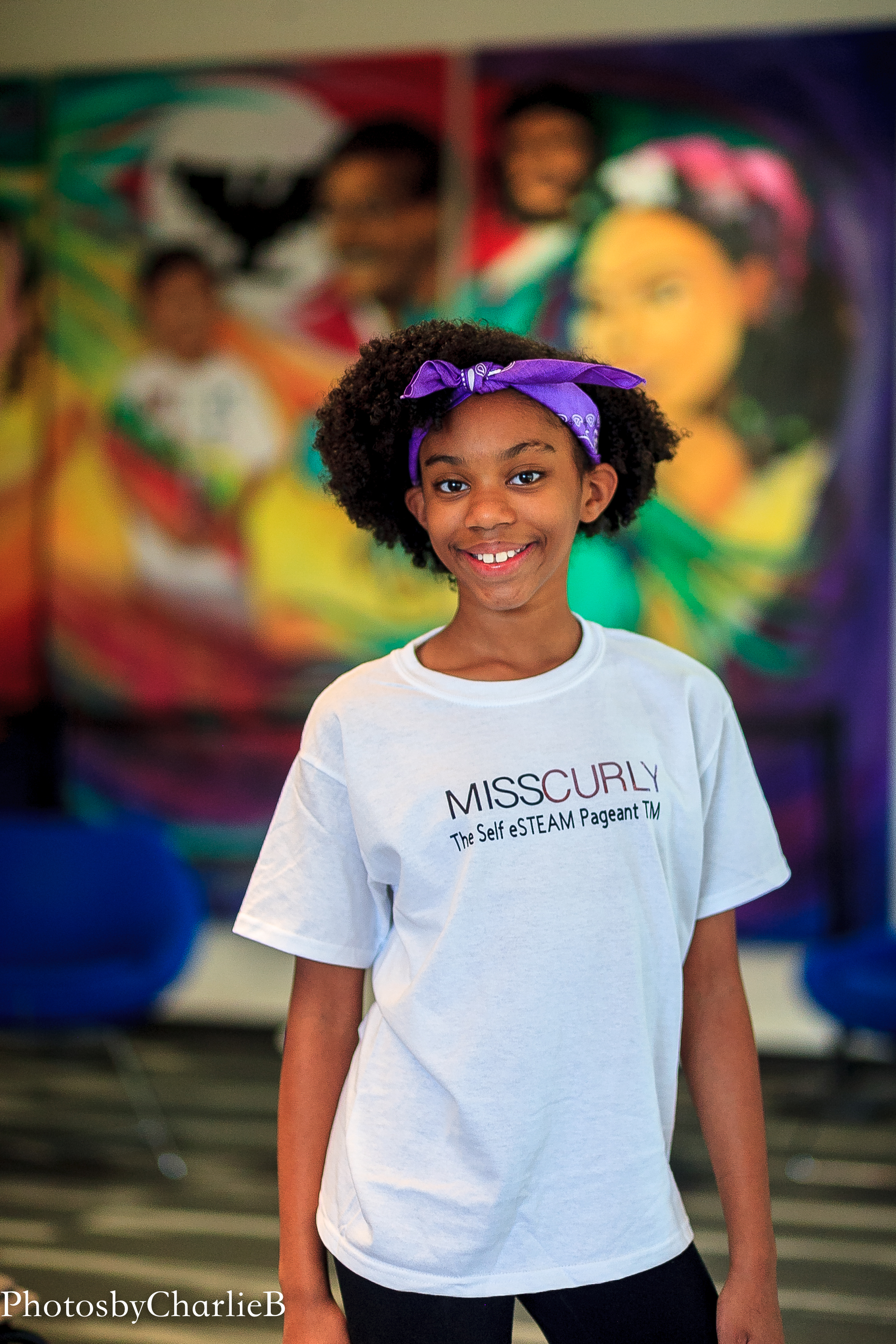 2018 Miss Curly Self eSTEAM Pageant, Denver, CO - Curls On